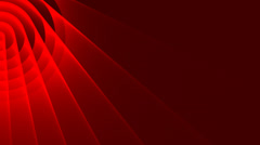 Deco Deep Red Looping Abstract Motion Background 18 Stock Footage