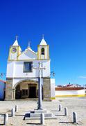 Katolinen kirkko, s.manços, portugali. Kuvituskuvat