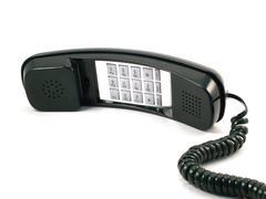 Telephone Handset - stock photo