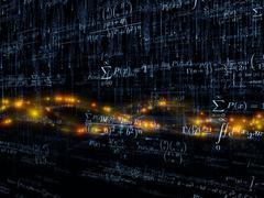Stock Illustration of Realms of Mathematics