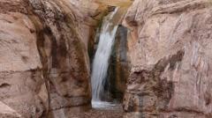 Waterfall in Grand Canyon Arizona Stock Footage