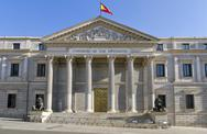 Stock Photo of Spanish congress in Madrid