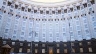 Stock Video Footage of Ukraine's government building