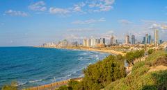 Stock Photo of Tel Aviv