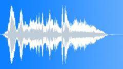 Cartoon losing balance shout Sound Effect