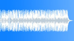 Onnellinen Clappy Acoustic kanssa Whistling Music Bed Version Arkistomusiikki
