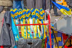 Stock Photo of Euromaidan revolution in Kiev