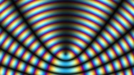 Stock Video Footage of Tv Noise Abstract Loop 2