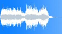 Small brass advance fanfare Sound Effect