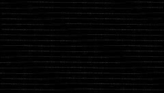 Real TV Static Noise Stock Footage