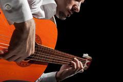 Classic guitar Kuvituskuvat