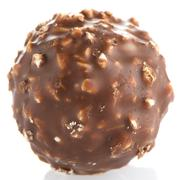 Chocolate bonbon - stock photo