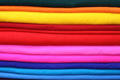 Stock Photo of colorful cloth