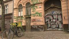Graffiti Berliinissä Arkistovideo