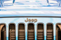 Jeep Wrangler Unlimited Sign Stock Photos