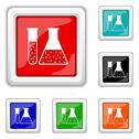 Stock Illustration of chemistry set icon