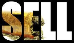 Marijuana sell Stock Illustration