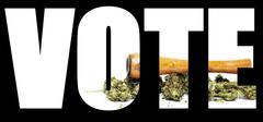 marijuana - stock illustration