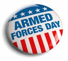 Stock Illustration of armed forces day