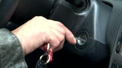 Auto aloittaa keskeisten Arkistovideo