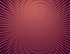 Stock Illustration of rays  in abstract orange  lilac red  universe