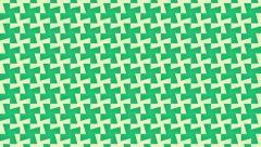 Green Kaleidoscope background, loop 2 Stock Footage