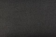 Closeup of dark fabric showing coarse texture Stock Photos