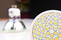 Stock Photo of led light bulb