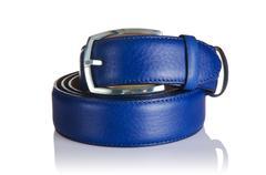 Stock Photo of Male elegant belt isolated on the white