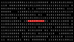 Password, username, email address revealed in   code. Stock Footage