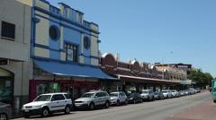 Historic hay street, subiaco, perth, australia Stock Footage