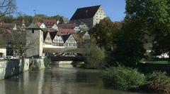 Stock Video Footage of Schwaebisch Hall