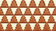 Stock Photo of winter tree chocolate