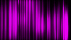 Abstract loop motion background, purple line Stock Footage