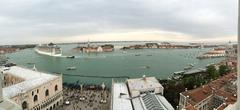 Stock Photo of Venice in spring season