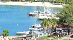 Ocho Rios Jamaica 4 - stock footage