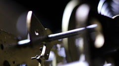 Clockwork 2160 Stock Footage