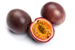 passionfruit - stock photo