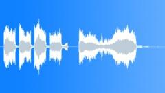Air alarm siren Sound Effect