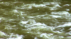 White Water Rapids Colorado River Grand Canyon - stock footage
