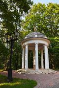 Tsaritsino park - Russia Moscow - stock photo
