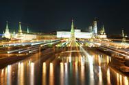 Kremlin in the moscow Stock Photos