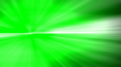 Greenshift 6 green shimmering abstract background loop Stock Footage