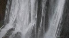 Ouzoud Waterfall Stock Footage