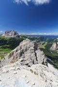 Alto Adige - Val Gardena Stock Photos