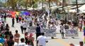 Miami Beach Gay Pride Parade 4 HD Footage