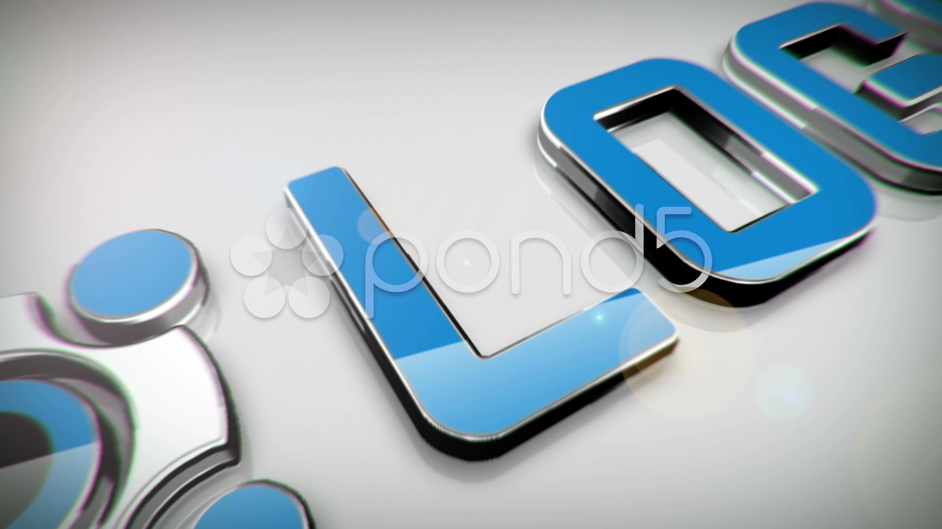 After Effects Project - Pond5 Simple 3D Logo 37229323