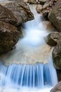 Nice waterfall Stock Photos