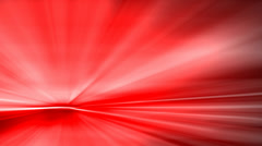 Redshift 7 red shimmering abstract background loop Stock Footage