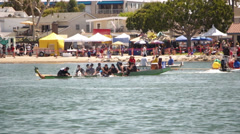Dragon Boat Festival Stock Footage
